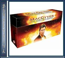 MACGYVER - THE COMPLETE SERIES 1 2 3 4 5 6 & 7 *BRAND NEW DVD BOXSET*