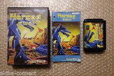 "Herzog Zwei ""Good Condition"" Sega Megadrive Import Japan"