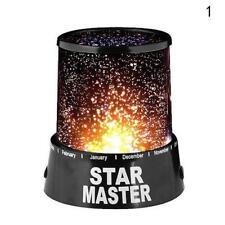 Gizmos Star Projector Star Master Night Sky Light LED Mood Lamp UK Seller