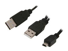 "BYTECC USB2-HD201 3ft USB2.0 Y-Cable for 2.5"" Enclosure or USB2.0 Hub NEW!!!"