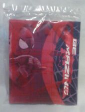 Be Amazing Journal, McDonald's, The Amazing Spiderman2, New in Sealed Package!