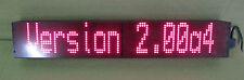 Calls Waiting Indicator Model No BBY/B/2.00LED Message Board