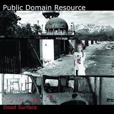 PUBLIC DOMAIN RESOURCE Dead Surface CD Digipack 2013