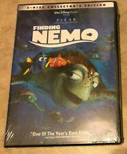Finding Nemo Dvd 2-Disc Set New factory sealed w/ Buena Vista logo on shrinkwrap