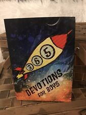 365 Devotions for Boys~ Christianity~ Religion~ Young Adults