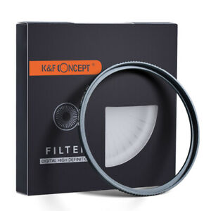 K&F Concept 37mm CPL Lens Filter Nano X Coated Circular Polarizer for Canon Sony