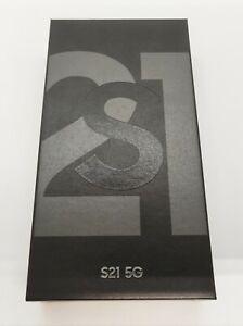 *APRIL SPECIAL*: Samsung Galaxy S21 5G SM-G991B - 128GB - Phantom Gray NEU OVP