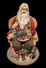 """Rare Pere Noel collection limited edition santa 7.5"""" tall"""