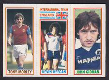 Topps - Footballers (Blue Back) 1981 - # 17 27 172 A Villa Southampton Everton