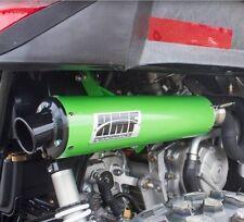 Arctic Cat Wildcat Trail 2014-2017 HMF Performance SlipOn Exhaust green/black