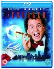 Scrooged Blu-Ray NEW BLU-RAY (BSP2384)