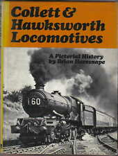 Collett & Hawksworth Locomotives Pictorial History by B Haresnape Ian Allan 1978
