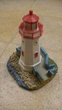 "Scaasis Cheboygan Crib Lighthouse 3 1/2"" New in Box Rare"