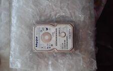 """•Maxtor MaxLine II 320GB IDE Internal hard drive 5400RPM 3.5""""  VINTAGE!!"""