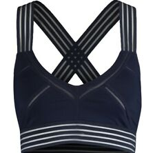 ALO YOGA Rich Navy Blue  Infinite Sports Bra Size M