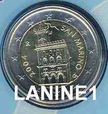2 EURO BU SAINT MARIN ANNEE 2004