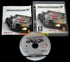 RIDGE RACER 7 Ps3 Versione Ufficiale Italiana 1ª Edizione ••••• COMPLETO