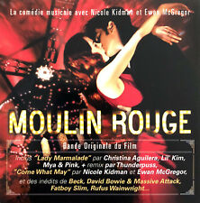 Compilation ‎CD Moulin Rouge - Music From Baz Luhrmann's Film - Europe (M/M)