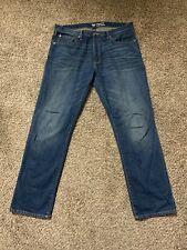 Gap 1969 Straight Fit Jeans Size 36/32 Actual Size 38/33