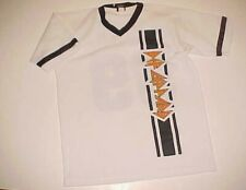 Def Leppard Euphoria 99 Concert Tour Giant White Black Pullover Crew Neck Shirt