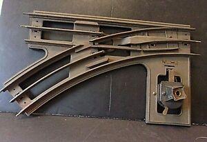 Vintage 1920s-30s  Lionel Illuminated Manual Switch Track TRAIN # 210 !!
