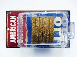 American Diorama Wholesale Hay Bale Round Accessory 1:18 Scale Models