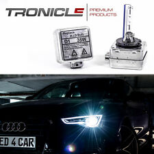 2 x D1S XENON BRENNER BIRNE LAMPE Audi TT 6000K E4 Prüfzeichen Tronicle®