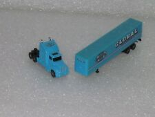 1:144 scale Global Van Lines Tractor Trailer/ Free Shipping