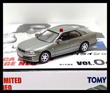 Tomica Limited Vintage NEO VOL.04 NISSAN SKYLINE 25GT Police 1/64 TOMY Tomytec