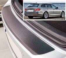 BMW Serie 5 F11 Touring - Effetto Carbonio Paraurti Posteriore Protezione