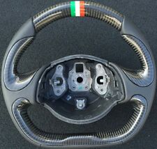 ALFA ROMEO 4 C Carbon Genuine Steering Wheel volante volant New spécial-Edition