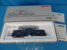 "Marklin 37331 CFL Electric Locomotive Serie 3600 Blue-Grey ""Bügeleisen"""