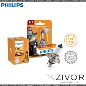 Philips Globe H4 12V 60/55W P43T-38 Single Box Premium Vision (12342Prc1)