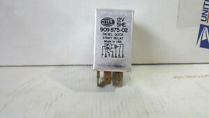 171911261A, 909 875-02 Diesel FAST Glow Plug Relay fits Volkswagen and Audi