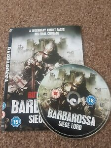 Barbarossa - Siege Lord (DVD, 2011)