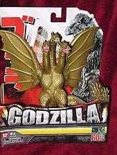 Godzilla Classic King Ghidorah Vinyl Figure~NIP~NEW and Sealed