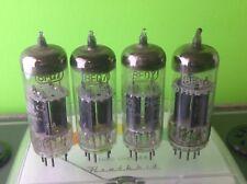 (4) 8FQ7 Vacuum Tubes (Untested!)