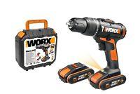 2x 1.5 Ah Batteries and 30 Minute Char Hikoki DB 3DL2//JLZ Cordless Screwdriver