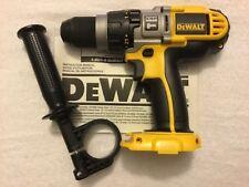 "New Dewalt XRP DCD970B 18V 18 Volt 1/2"" Hammer Drill Driver Cordless 3 Speed"