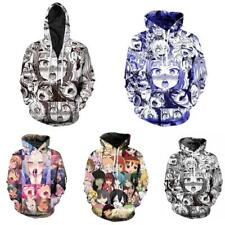 Hentai Ahegao 3D Anime Kapuzen Sweatshirt Kapuzenpulli pulli Hoodie Pullover