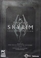 The Elder Scrolls V Skyrim Legendary Edition - Brand New PC Game