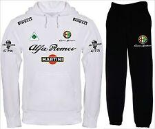 ALFA ROMEO MARTINI TUTA felpa maglietta polo t-shirt maglia hoodie ducati bmw BN
