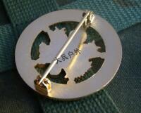 Bronze decorative logo decoration