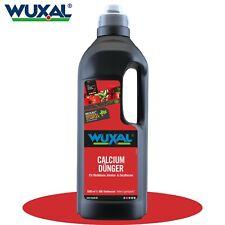 WUXAL 1 Liter Calciumdünger flüssig Mangan Zink Gemüse Blumen Gießwasser Zusatz