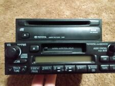 1999 Toyota Tacoma Head Unit 86120-04090 With CD Receiver 08601-00869