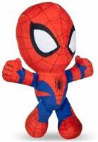 Peluche Spider-Man Hombre Araña Texto Original en Marvel 20cm Dulces: Spiderman