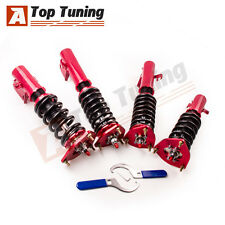 Street Adj. Coilovers Suspension for Subaru WRX GC8 STI 93-01 Shock Spring Strut
