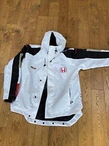 bar honda f1 jacket