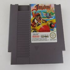 Nintendo Entertainment System (NES) Game: Disney's Talespin Tale Spin Cart Only