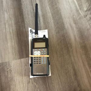 Radio Shack Police Scanner Pro-651 Digital Handheld Trunking System W/ Manual